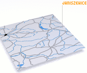 3d view of Janiszewice