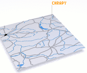 3d view of Chrapy