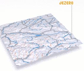 3d view of Jezero