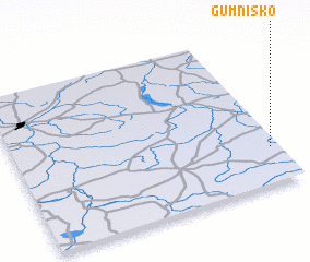 3d view of Gumnisko