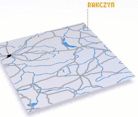 3d view of Rąkczyn