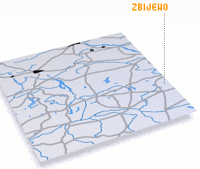 3d view of Zbijewo