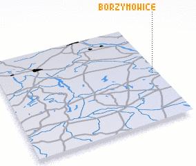 3d view of Borzymowice
