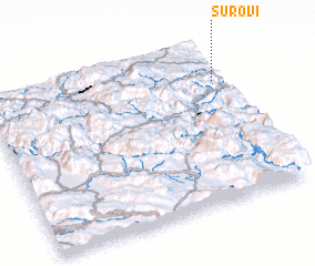 3d view of Surovi