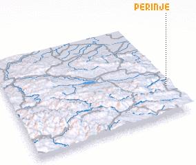 3d view of Perinje