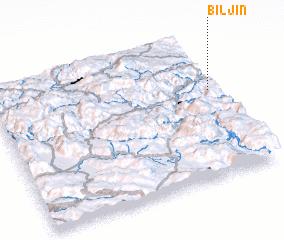 3d view of Biljin