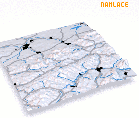 3d view of Na Młace