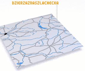3d view of Dzierzązna Szlachecka