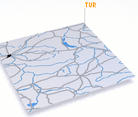 3d view of Tur