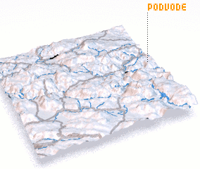 3d view of Podvode