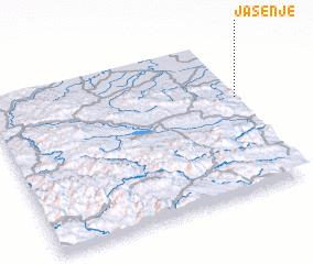 3d view of Jasenje