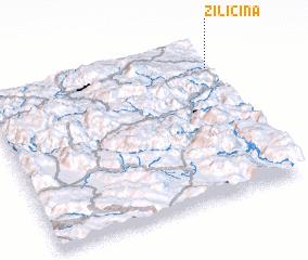 3d view of Ziličina