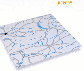 3d view of Poręby