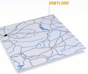 3d view of Kobylniki