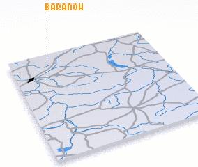 3d view of Baranów
