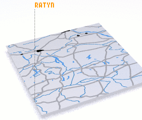 3d view of Ratyń