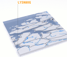 3d view of Lyshaug