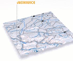 3d view of Jasikovice