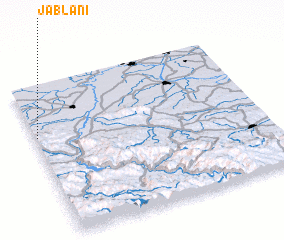 3d view of Jablani