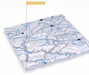 3d view of Borovine