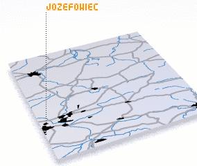 3d view of Józefowiec