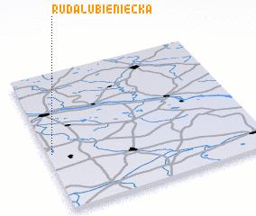 3d view of Ruda Lubieniecka
