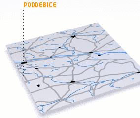 3d view of Poddębice