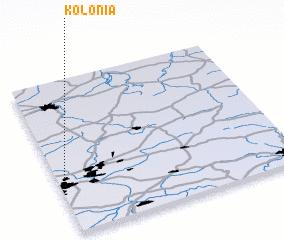 3d view of Kolonia