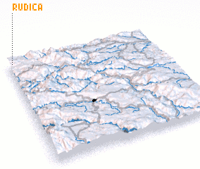 3d view of Rudica