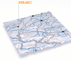 3d view of Kurjaci