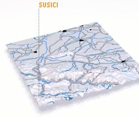 3d view of Sušići