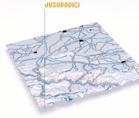 3d view of Jusupovići