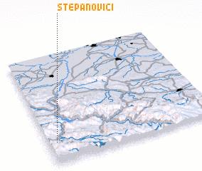 3d view of Stepanovići
