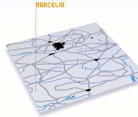 3d view of Marcelin