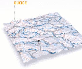 3d view of Dučice