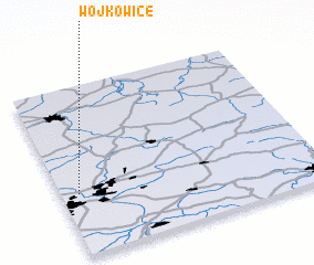 3d view of Wojkowice