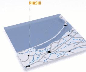 3d view of Piaski
