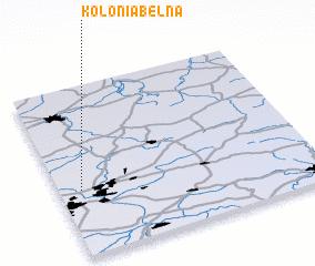 3d view of Kolonia Belna