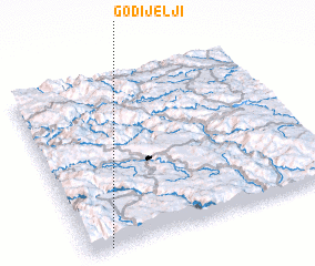 3d view of Godijelji