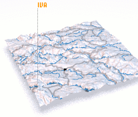 3d view of Iva
