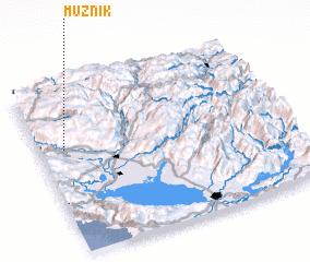 3d view of Mužnik