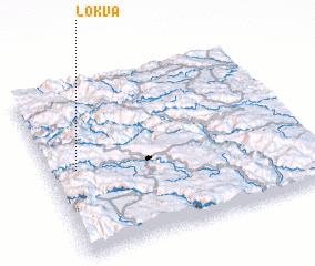 3d view of (( Lokva ))
