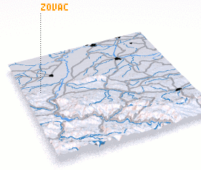 3d view of Zovac