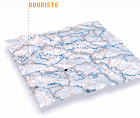 3d view of Dvorište