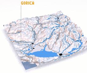 3d view of Gorica