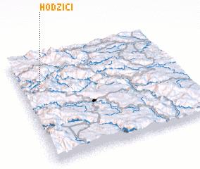 3d view of Hodžići