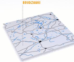 3d view of Brudzawki
