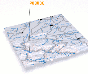 3d view of Pobuđe