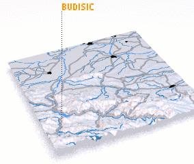 3d view of Budišić
