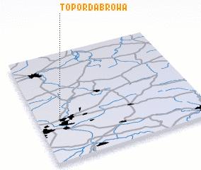 3d view of Topor-Dąbrowa